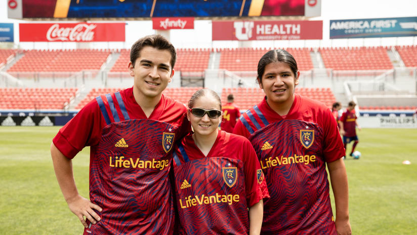 RSL Unified Roster Makes 2021 Debut