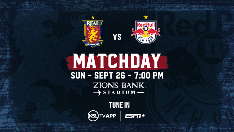Real Monarchs Host Eastern Conference Opponent for First Time in Club History