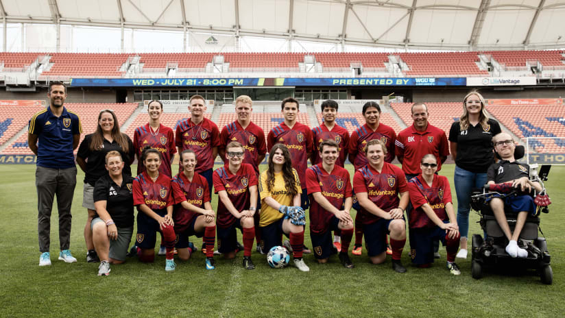 RSL Unified Set to Face Off Against RSL Unified Alumni