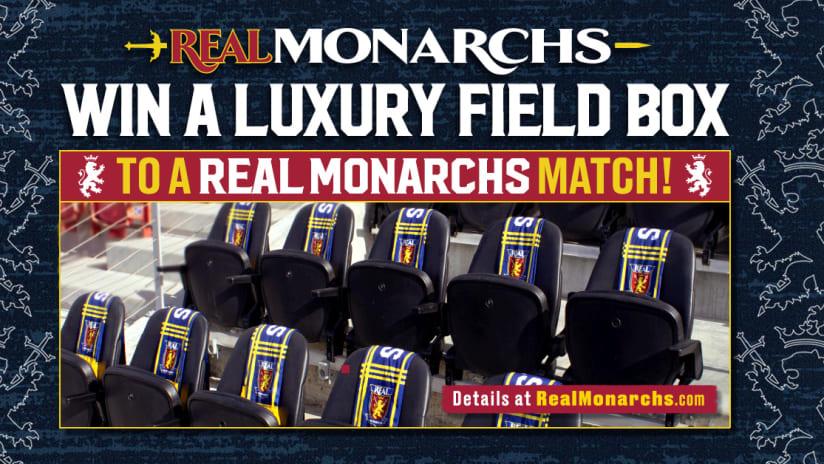 Win a Luxury Field Box