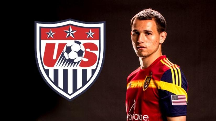 Luis Gil US Soccer