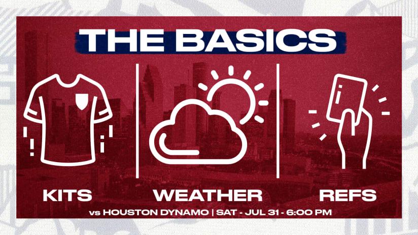 The Basics: July 31, 2021
