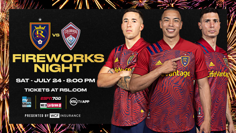Real Salt Lake Welcomes Rocky Mountain Rival