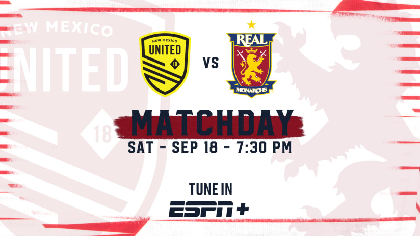 Real Monarchs Travel to New Mexico