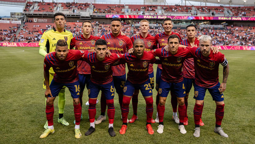 Real Salt Lake Settle for 2-2 Draw with LA Galaxy