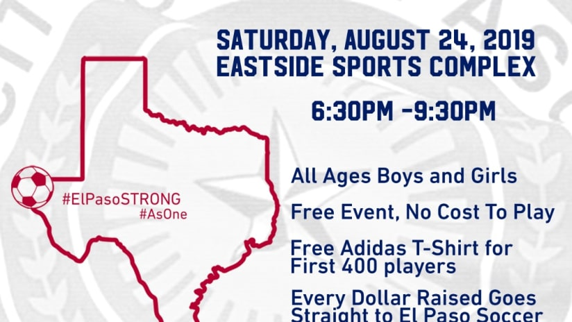 RSL AZ to Host Small-Sided Tournament Raise Funds for Local El Paso Clubs