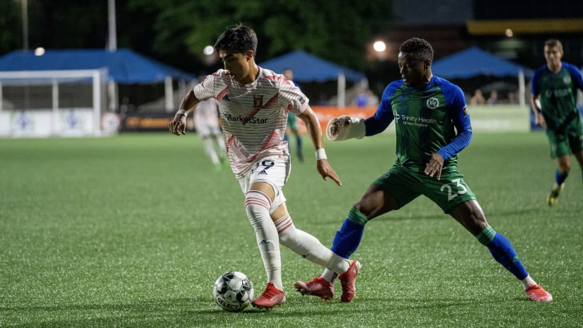 Real Monarchs Fall 2-0 to Hartford Athletic