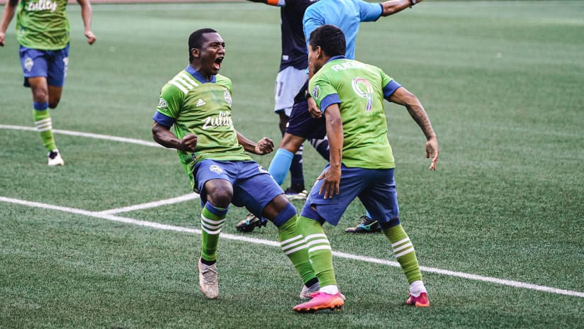 After a year of injury woes, Jimmy Medranda regains form and happiness with Seattle Sounders