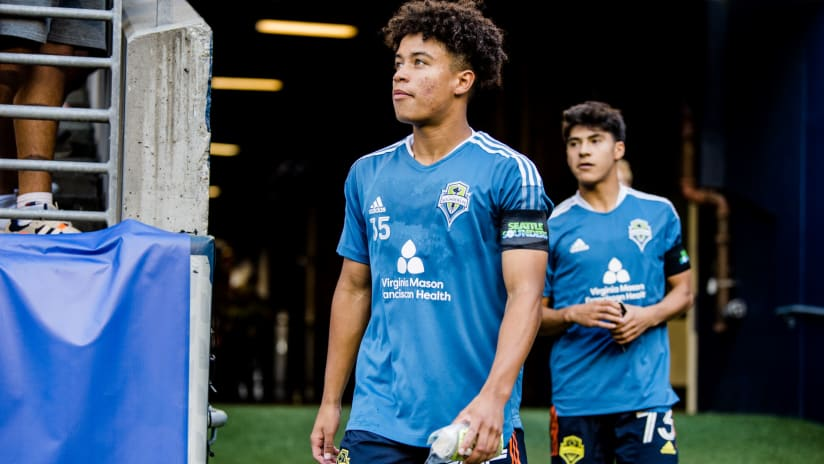 Sounders FC signs two Tacoma Defiance players to short-term loans