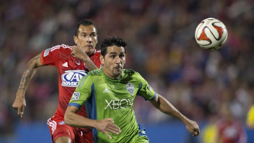 Gonzalez at  FC Dallas 150326