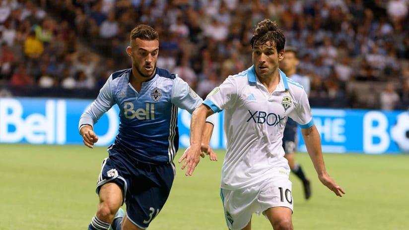 Nicolas Lodeiro vs. Vancouver 2017-09-25