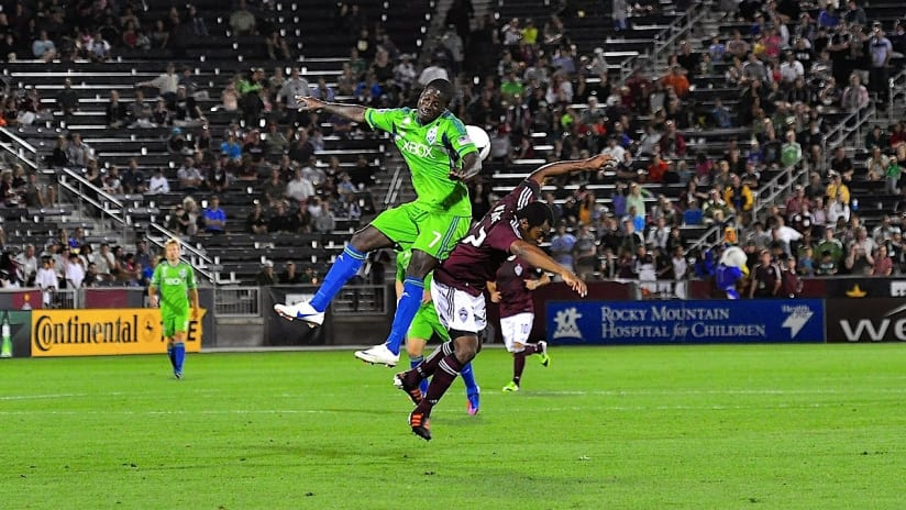 Sounders Look To Right The Ship Against Colorado Image