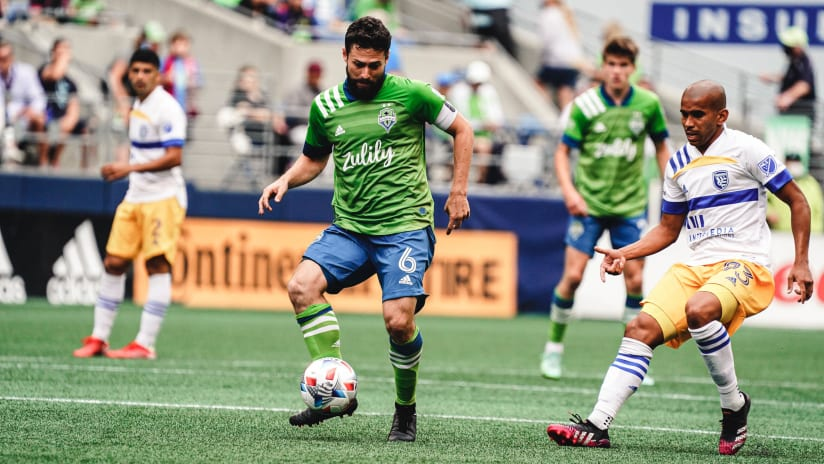 Seattle Sounders stumble in 1-0 loss to San Jose Earthquakes