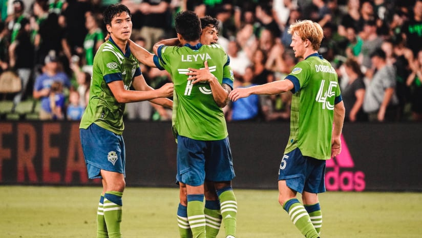 Winning culture shines through as young Sounders side earns incredible victory