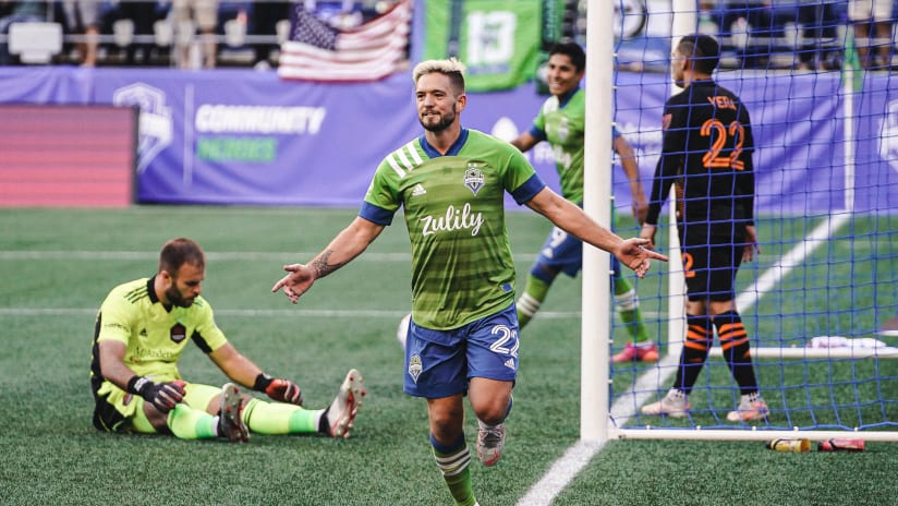 Three Matchups to Watch that could swing SEAvSKC