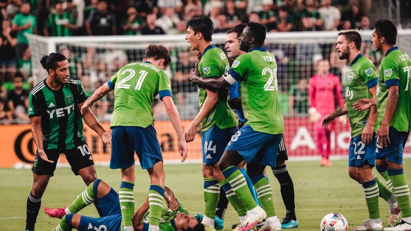 Raúl Ruidíaz, Josh Atencio and Brian Schmetzer all named to MLS Week 14 Team of the Week