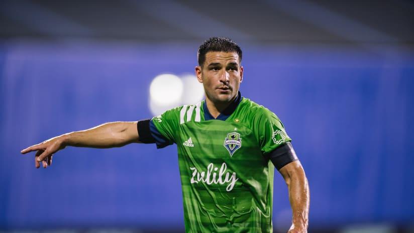 Sounders FC midfielder Nico Lodeiro undergoes successful surgery
