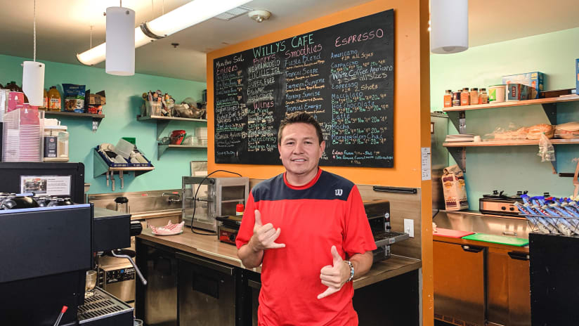 Sounders FC & Intentionalist: Giving back to local BIPOC-owned small businesses with jersey off the back