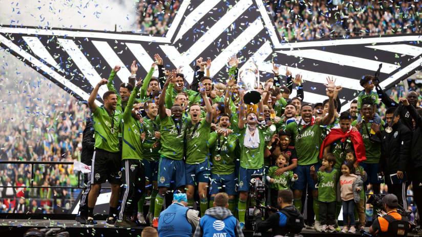 MLS Cup 11/10/19