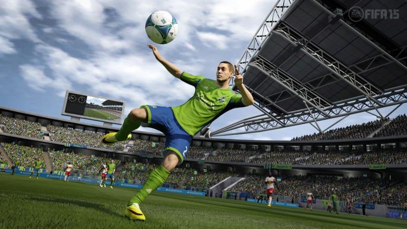 Clint Dempsey FIFA15