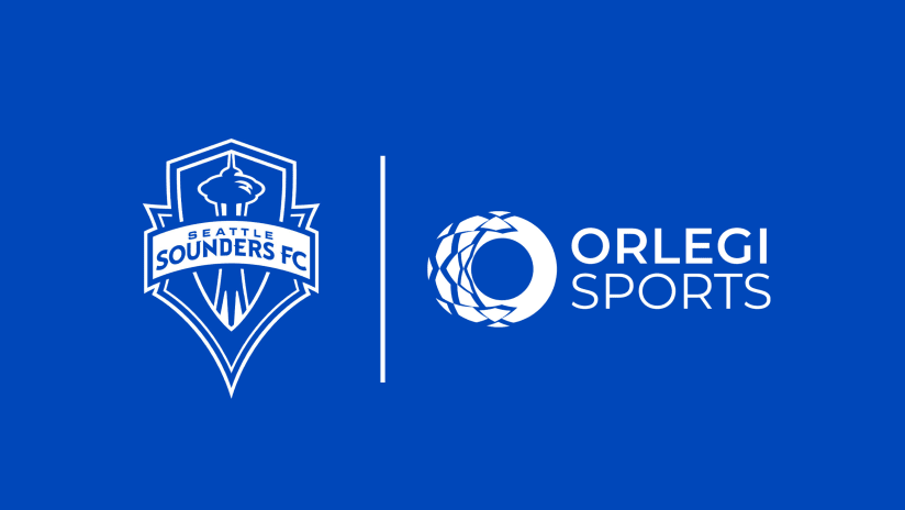 Sounders FC and Orlegi Sports announce strategic alliance, come together to host community soccer rally and vaccination clinic this coming Monday ahead of Leagues Cup semifinal clash on Tuesday