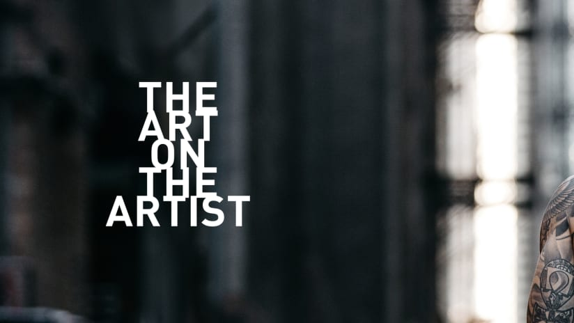 The Art on the Artist image