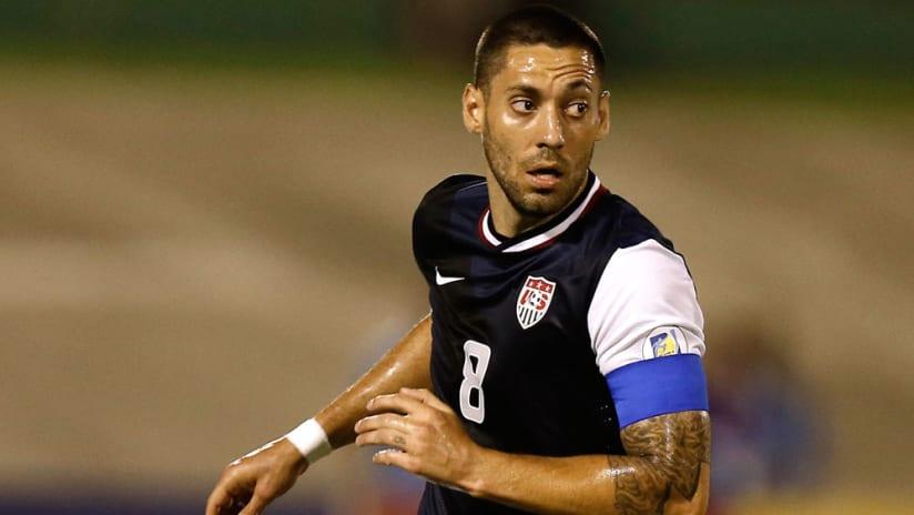 Sounders FC Signs USA International Clint Dempsey Image