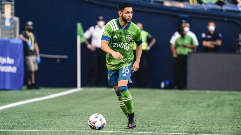 RSLvSEA Starting XI: Five changes for weekend clash with Real Salt Lake in Utah