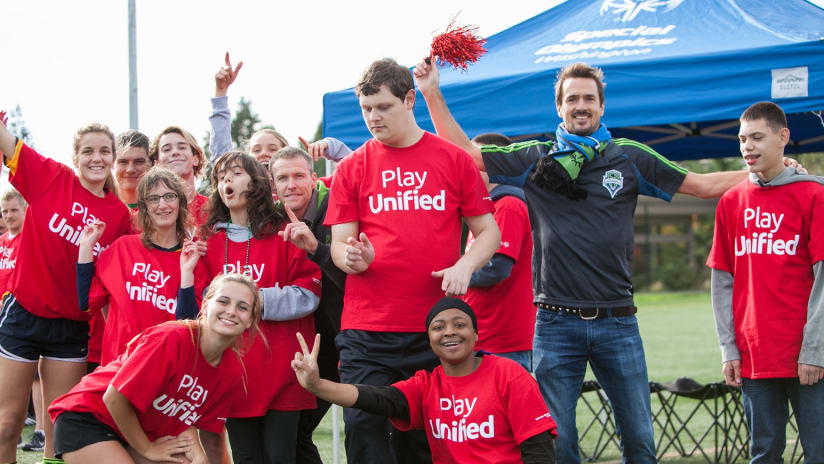Roger Levesque Special Olympics Games
