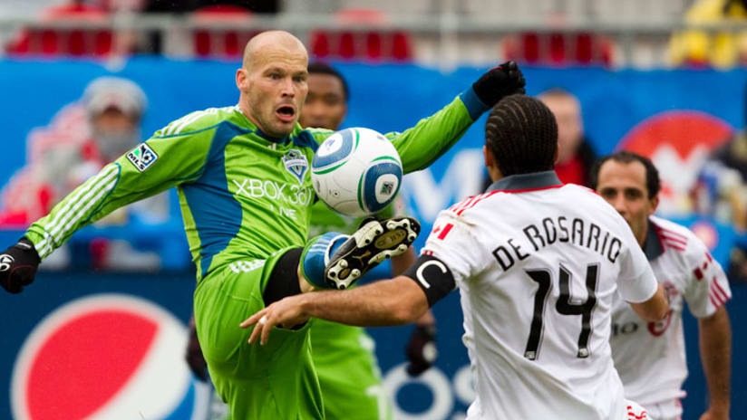 Ljungberg Traded to Chicago Fire Image