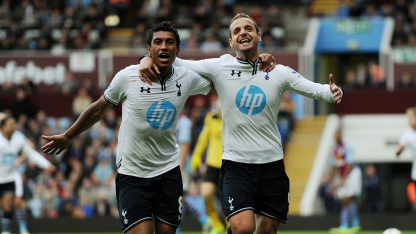 Tottenham Celebration