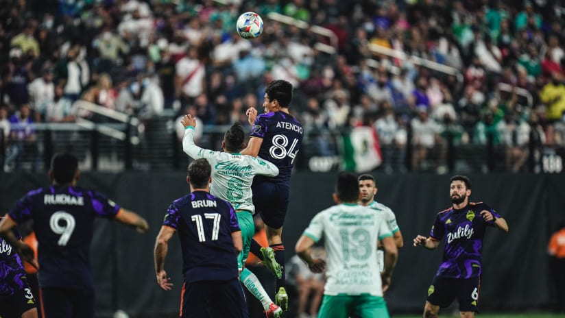 Sounders fall short against Club León, suffer 3-2 defeat in Leagues Cup Final