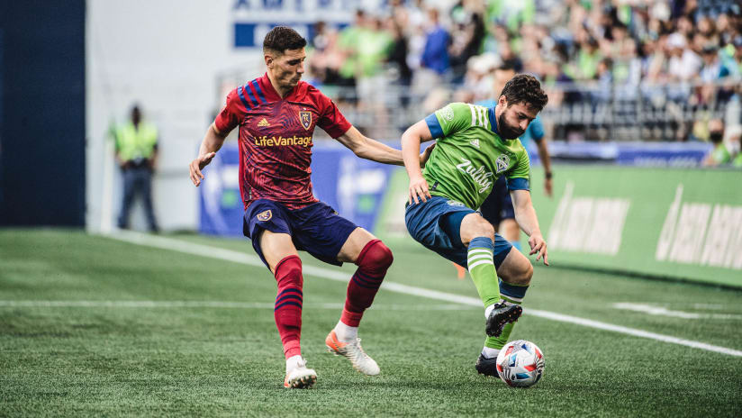 RSLvSEA 101: Everything you need to know when the Seattle Sounders visit Real Salt Lake on Saturday, pres. by Ticketmaster