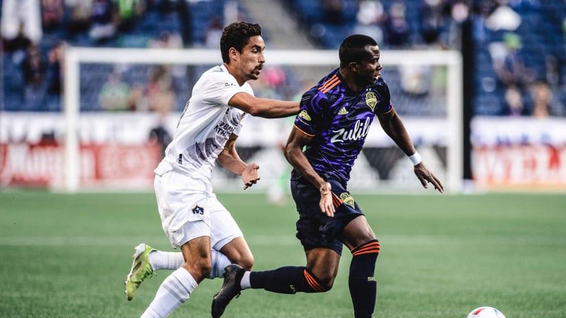 Nouhou vs LA Galaxy 6-15-21
