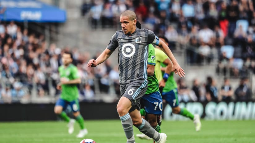 Osvaldo Alonso Minnesota 2020