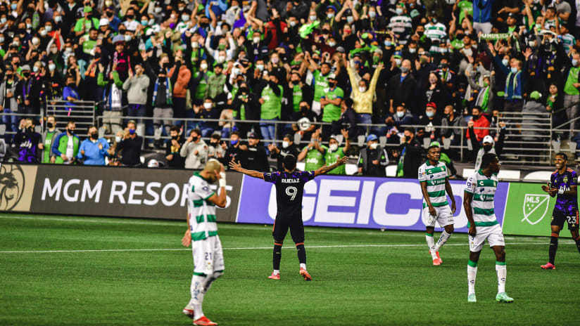 Seattle Sounders book ticket to Vegas for Leagues Cup Final with 1-0 win over Santos Laguna