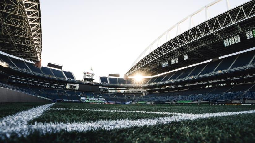Empty Stadium General
