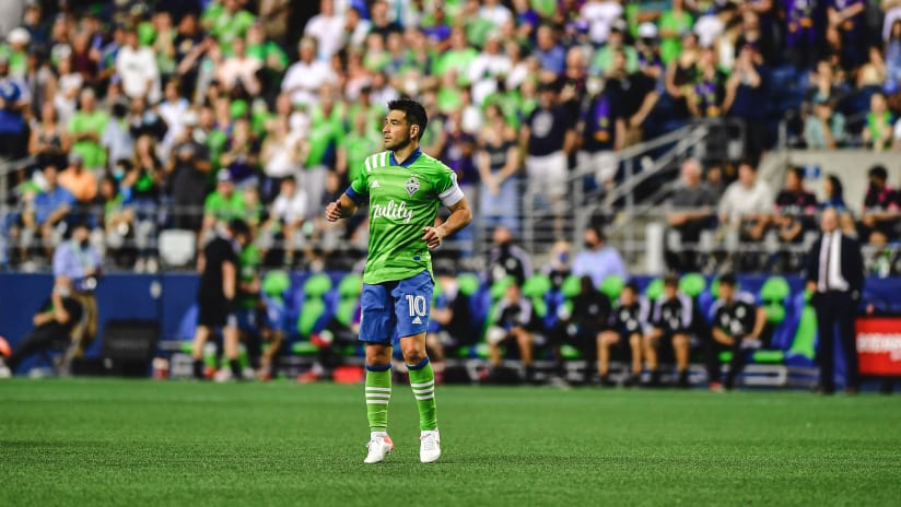 Cristian Roldan, Nicolás Lodeiro return as Sounders draw 1-1 with FC Dallas