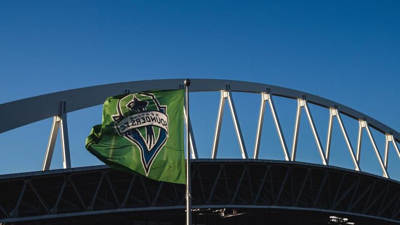 Stadium Flag Arch General