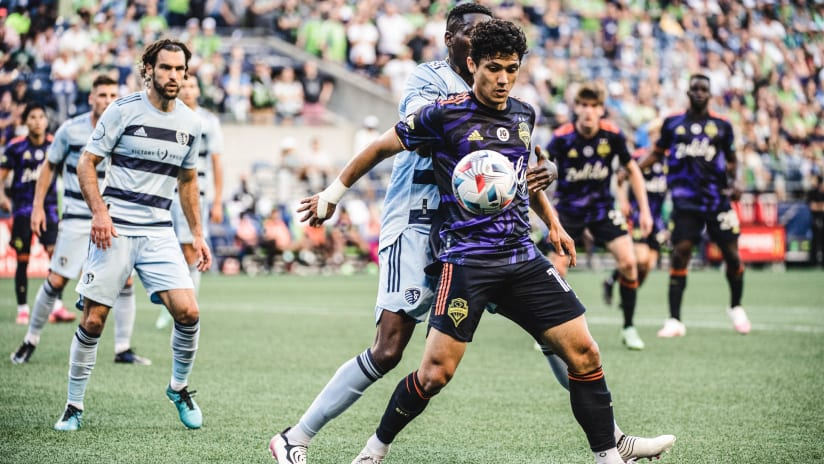 Power Rankings: Shorthanded Sounders remain in top three