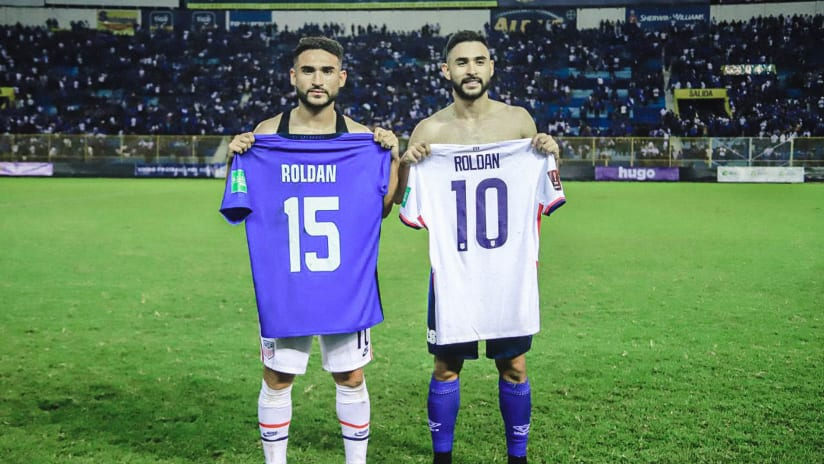 Roldan brothers cover photo