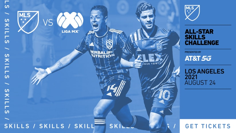 2021 MLS All-Star Skills Challenge