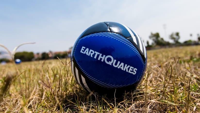 Quakes - Community - 2018 - Soccer Ball