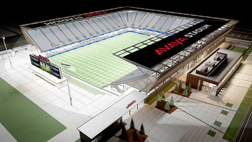 avaya stadium press release