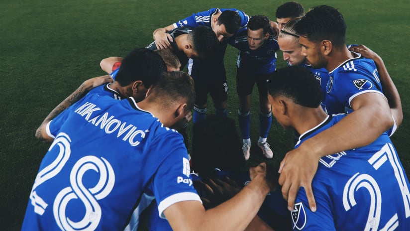MATCH PREVIEW: Earthquakes host Vancouver Whitecaps FC in penultimate home match
