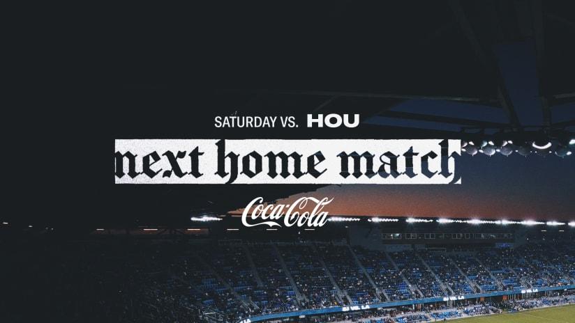 MATCH GUIDE: Quakes vs. Houston Dynamo FC | July 24, 2021