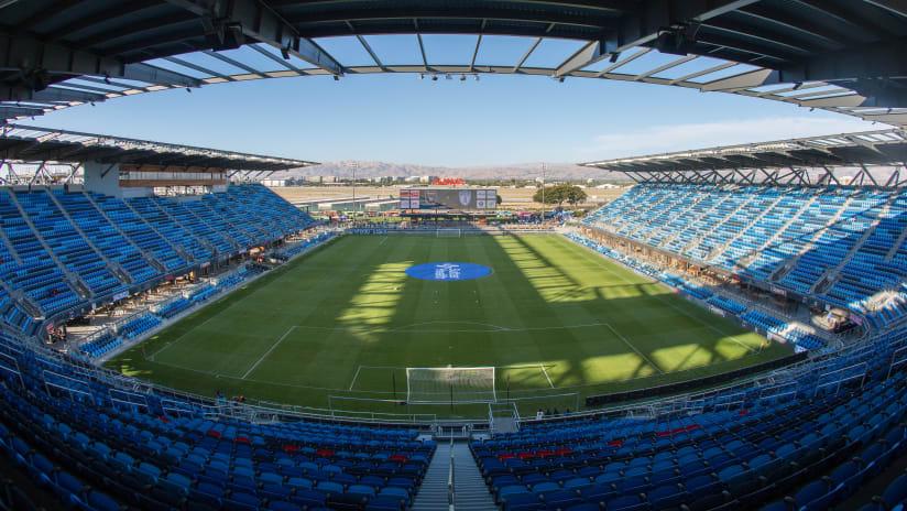 Avaya Stadium - Options release - 120216