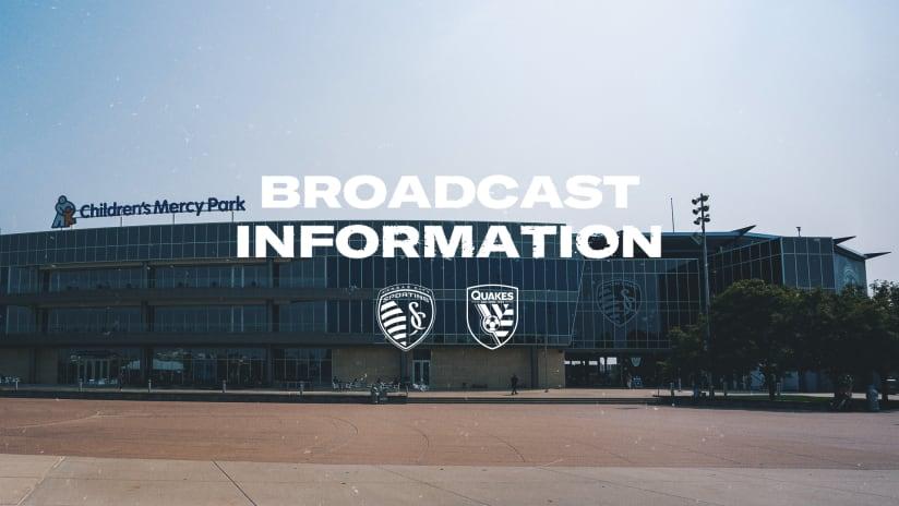 broadcast info #skcvsj