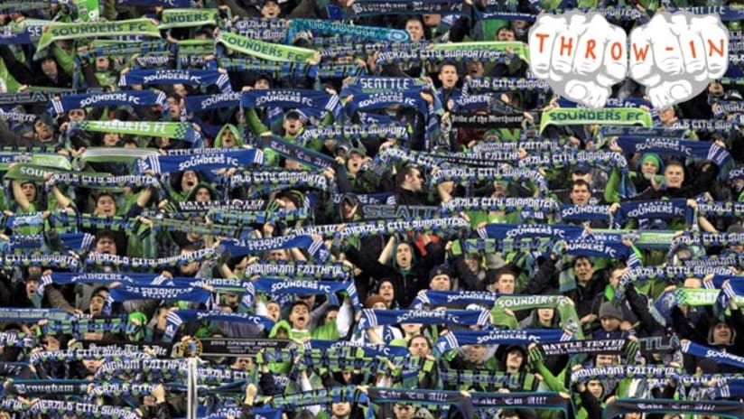 Seattle's second-consecutive sold-out First Kick was one of 2010's underrated moments.