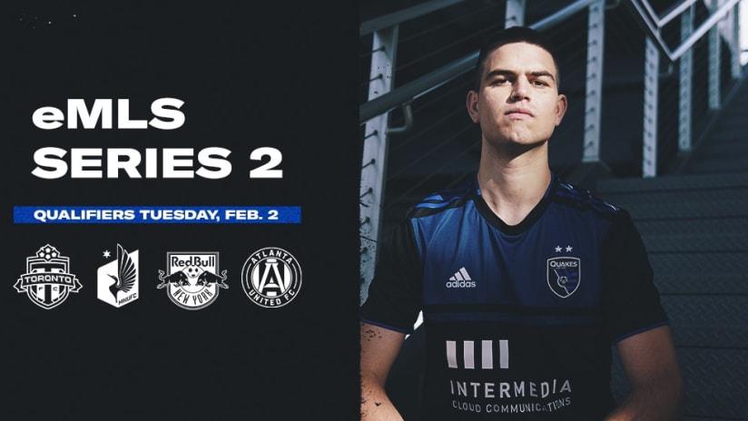 eMLS: League Series 2 begins tonight